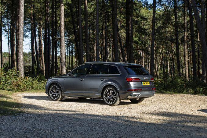 Image 2: Audi Q7 Estate 55 Tfsi Quattro Sport 5dr Tiptronic [C+S Pack]