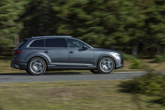 Image 5: Audi Q7 Diesel Estate 45 TDI Quattro S Line 5dr Tiptronic [C+S Pack]
