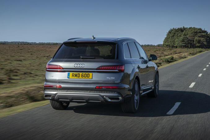 Image 6: Audi Q7 Diesel Estate SQ7 TDI Quattro 5dr Tiptronic [C+S Pack]