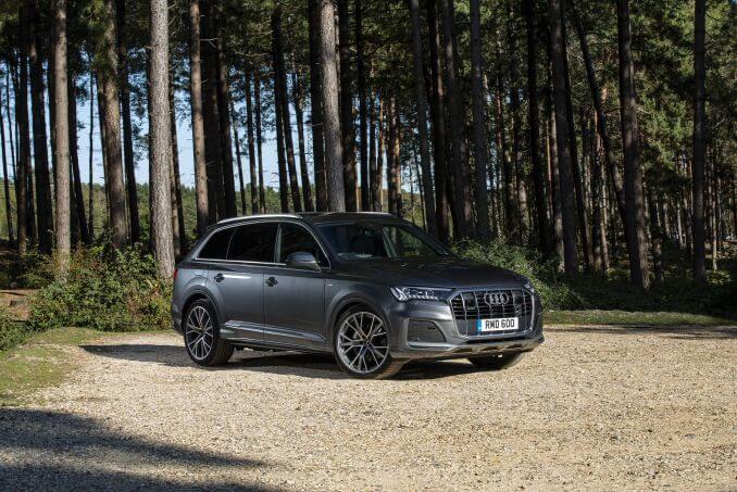 Image 1: Audi Q7 Diesel Estate 45 TDI Quattro Sport 5dr Tiptronic
