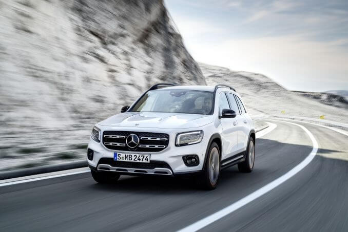 Video Review: Mercedes-Benz GLB Diesel Estate GLB 200D AMG Line Premium 5dr 8G-Tronic