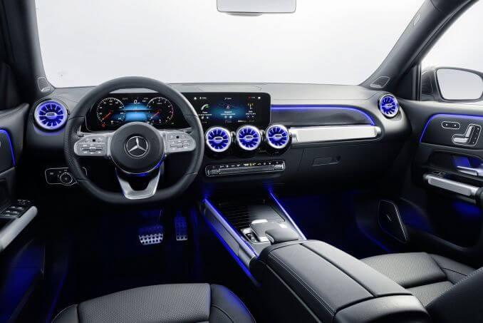 Image 6: Mercedes-Benz GLB Diesel Estate GLB 200D AMG Line Premium 5dr 8G-Tronic