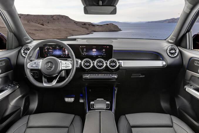 Image 3: Mercedes-Benz GLB Estate GLB 200 AMG Line 5dr 7G-Tronic