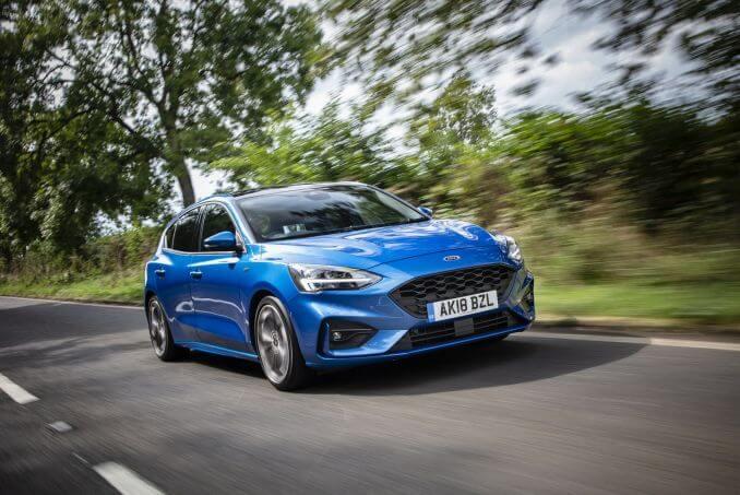 Image 5: Ford Focus Hatchback 1.0 Ecoboost 125 ST-Line X 5dr