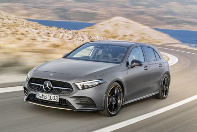 Video Review: Mercedes-Benz A Class Hatchback A200 AMG Line 5dr Auto