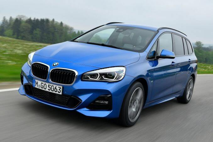 Image 2: BMW 2 Series Gran Tourer 218I M Sport 5dr Step Auto