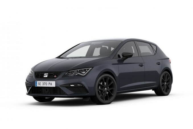 Image 1: Seat Leon Hatchback 1.5 TSI Evo FR Black Edition [EZ] 5dr