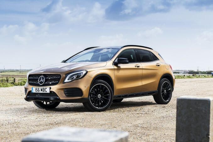 Video Review: Mercedes-Benz GLA Class Hatchback GLA 200 AMG Line Edition Plus 5dr Auto