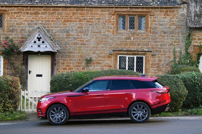 Image 2: Land Rover Range Rover Velar Estate 2.0 P250 5dr Auto