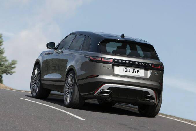 Image 4: Land Rover Range Rover Velar Estate 2.0 P250 5dr Auto