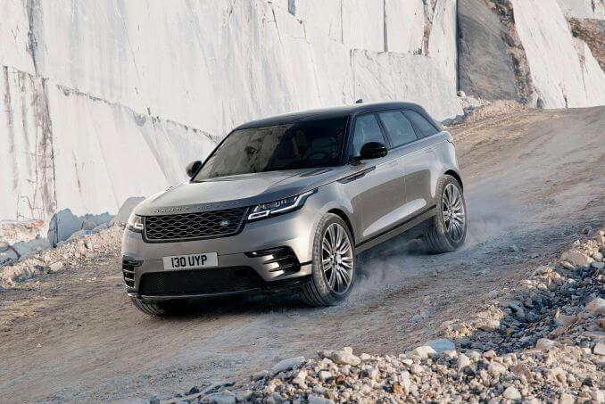 Image 6: Land Rover Range Rover Velar Estate 2.0 P250 5dr Auto