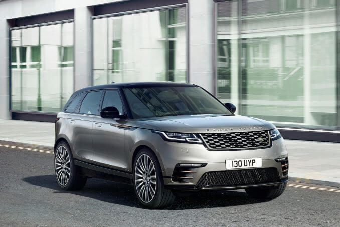 Video Review: Land Rover Range Rover Velar Estate 2.0 P250 5dr Auto