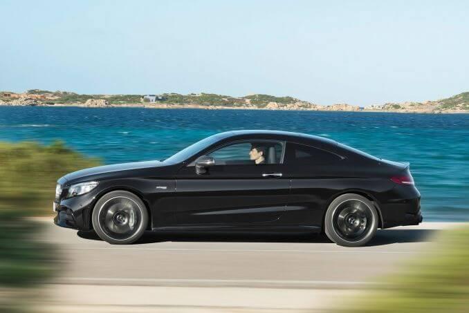 Image 4: Mercedes-Benz C Class Coupe C200 AMG Line Premium 2dr 9G-Tronic