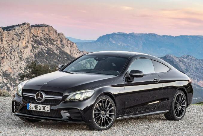 Image 3: Mercedes-Benz C Class Coupe C200 AMG Line Premium 2dr 9G-Tronic