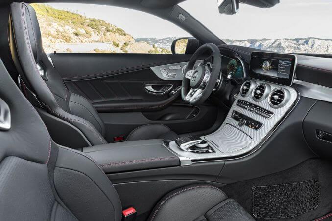 Image 2: Mercedes-Benz C Class Coupe C200 AMG Line Premium 2dr 9G-Tronic