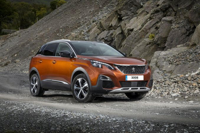 Video Review: Peugeot 3008 Estate 1.2 Puretech Allure 5dr