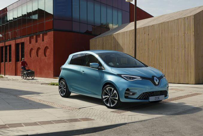 Image 2: Renault Zoe Hatchback 100KW I GT Line R135 50KWH Rapid Charge 5dr Auto