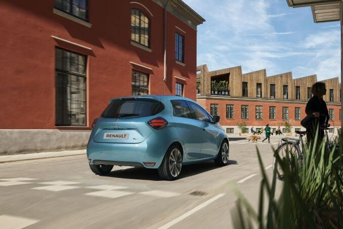 Image 4: Renault Zoe Hatchback 100KW I GT Line R135 50KWH Rapid Charge 5dr Auto