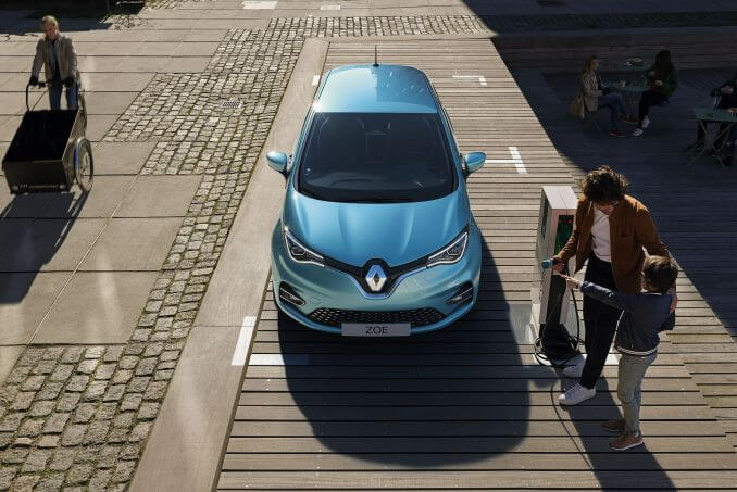 Image 5: Renault Zoe Hatchback 100KW I GT Line R135 50KWH Rapid Charge 5dr Auto