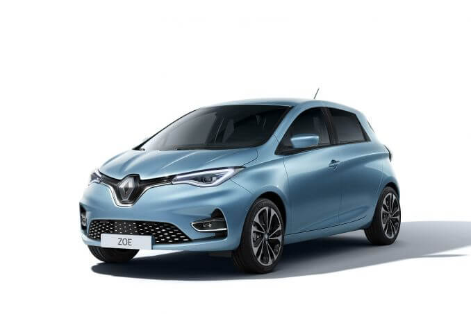 Image 5: Renault Zoe Hatchback 100KW I Iconic R135 50KWH 5dr Auto