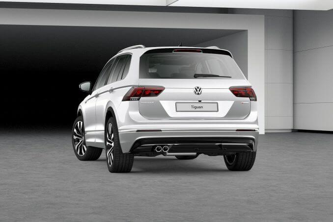 Image 3: Volkswagen Tiguan Diesel Estate 2.0 TDI 150 SEL 5dr