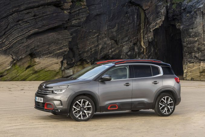 Video Review: Citroen C5 Aircross Diesel Hatchback 1.5 Bluehdi 130 Flair 5dr EAT8