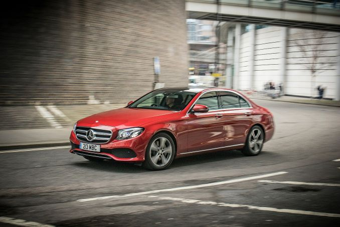 Image 6: Mercedes-Benz E Class Diesel Saloon E220d AMG Line Edition 4dr 9G-Tronic