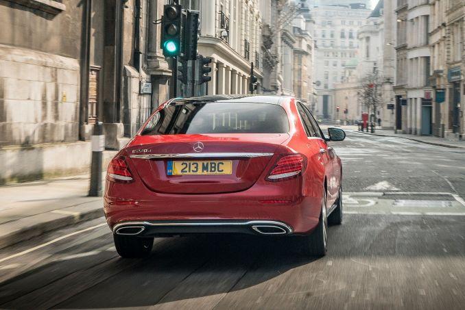 Image 6: Mercedes-Benz E Class Diesel Saloon E300de AMG Line Premium 4dr 9G-Tronic