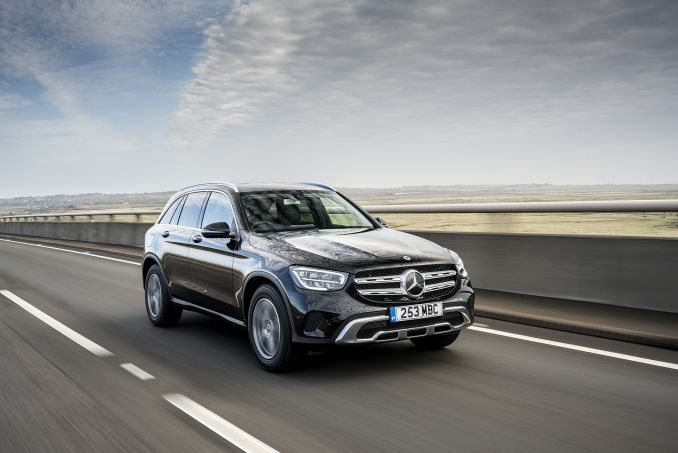 Image 6: Mercedes-Benz GLC Diesel Estate GLC 220D 4matic AMG Line 5dr 9G-Tronic