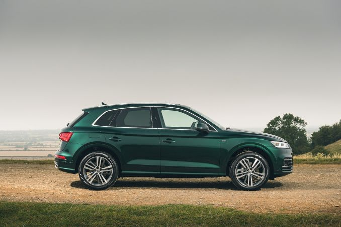 Video Review: Audi Q5 Estate 50 Tfsi E Quattro Vorsprung 5dr S Tronic