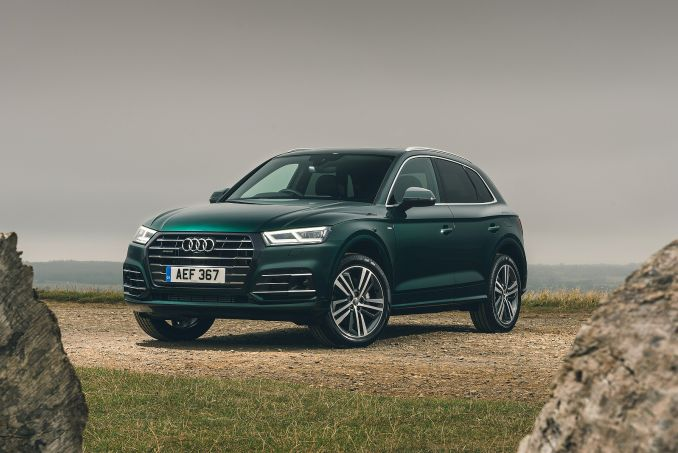 Video Review: Audi Q5 Diesel Estate 40 TDI Quattro Sport 5dr S Tronic