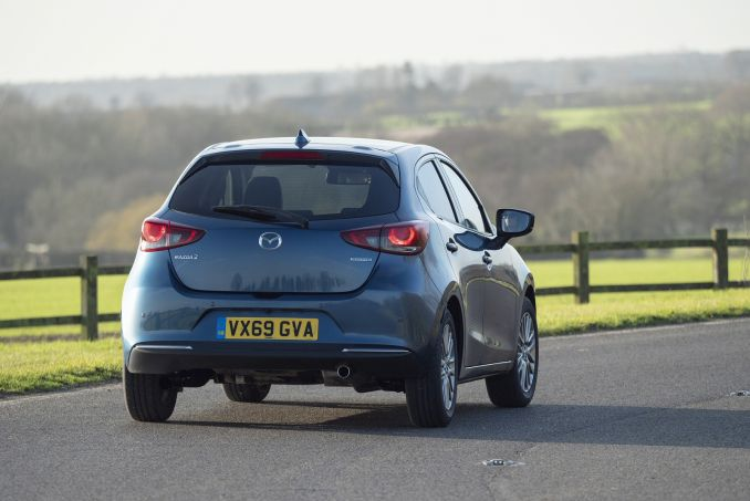 Image 5: Mazda Mazda2 Hatchback 1.5 Skyactiv-G SE-L NAV 5dr