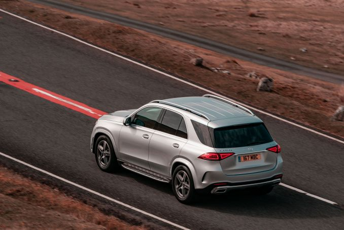 Image 6: Mercedes-Benz GLE Diesel Estate GLE 300D 4matic AMG Line 5dr 9G-Tronic