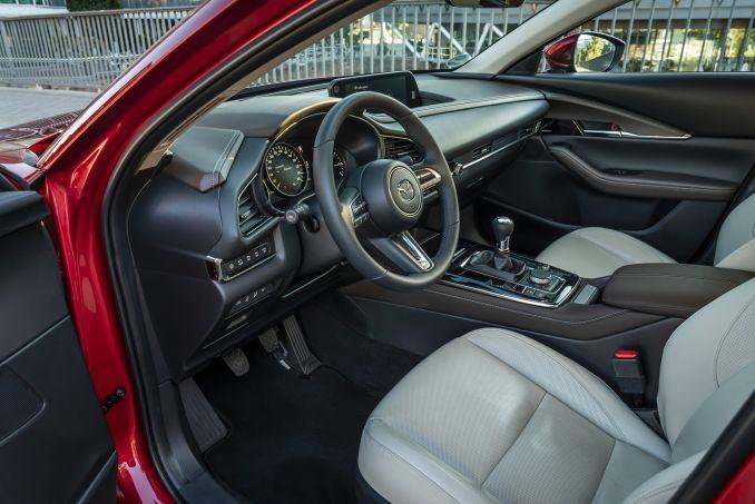 Image 6: Mazda CX-30 Hatchback 2.0 Skyactiv-X Mhev GT Sport 5dr
