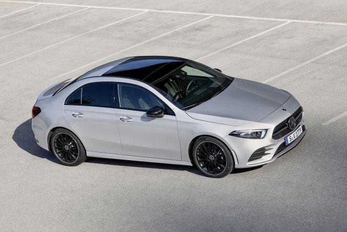 Image 4: Mercedes-Benz A Class Saloon A200 Sport Premium 4dr Auto