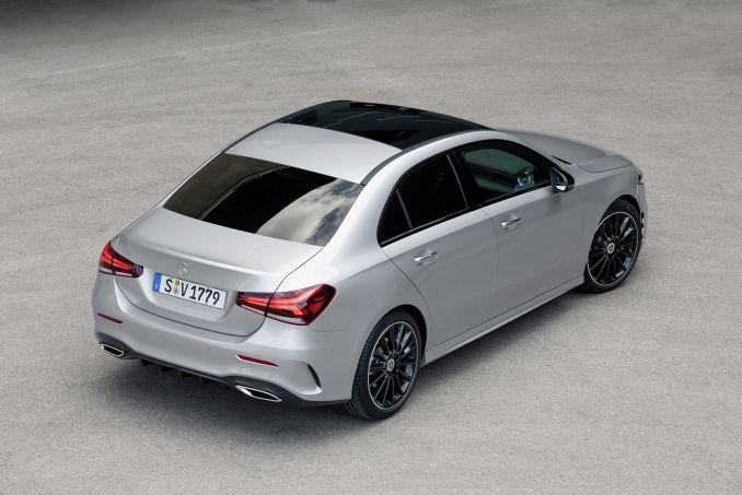 Image 5: Mercedes-Benz A Class Saloon A200 Sport Premium 4dr Auto