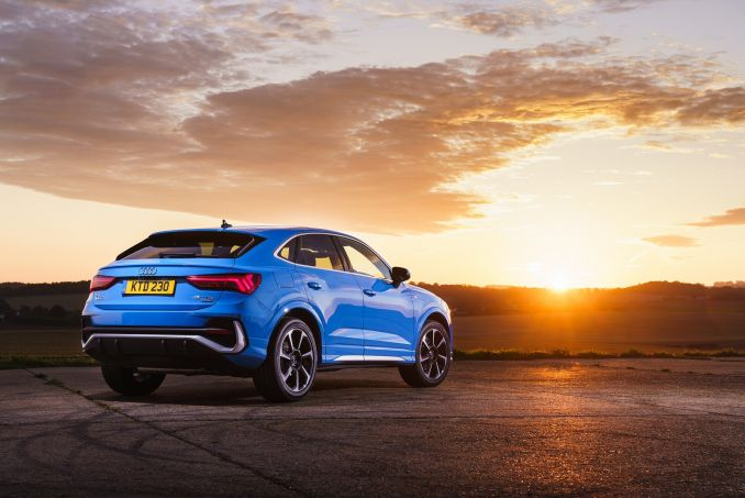 Image 2: Audi Q3 Sportback Special Editions 35 TDI Edition 1 5dr S Tronic