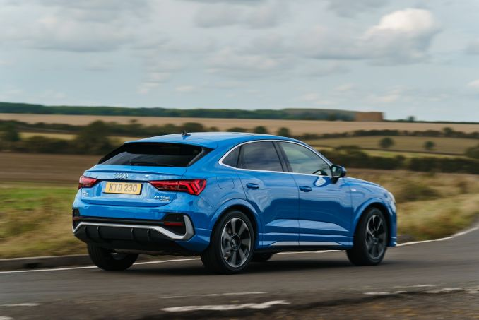 Image 5: Audi Q3 Sportback Special Editions 35 Tfsi Edition 1 5dr S Tronic [C+S Pack]