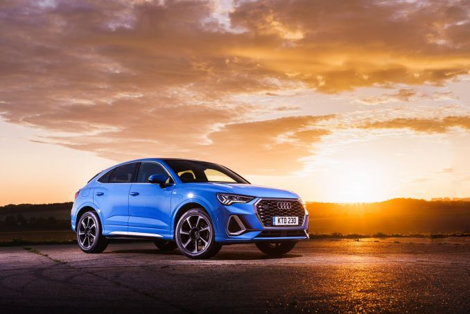 Image 6: Audi Q3 Sportback Special Editions 35 TDI Edition 1 5dr S Tronic