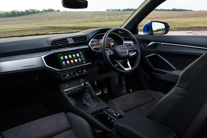 Image 3: Audi Q3 Diesel Sportback 35 TDI Sport 5dr S Tronic