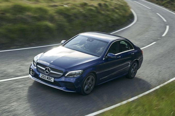 Image 3: Mercedes-Benz C Class Diesel Saloon C220d AMG Line Edition 4dr 9G-Tronic