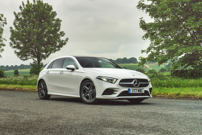 Image 2: Mercedes-Benz A Class Hatchback A180 Sport Executive 5dr