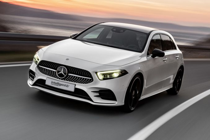 Video Review: Mercedes-Benz A Class Hatchback A180 Sport Executive 5dr
