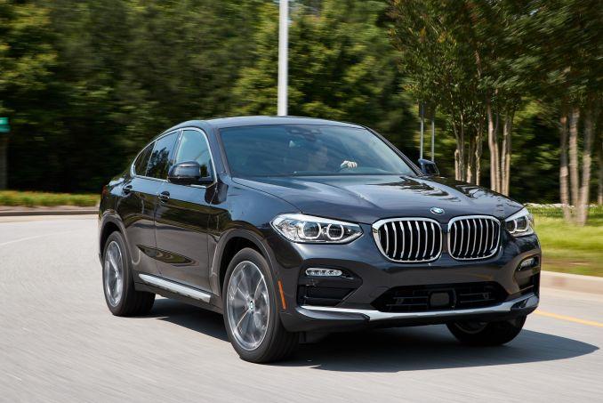 Image 6: BMW X4 Diesel Estate Xdrive20d M Sport 5dr Step Auto