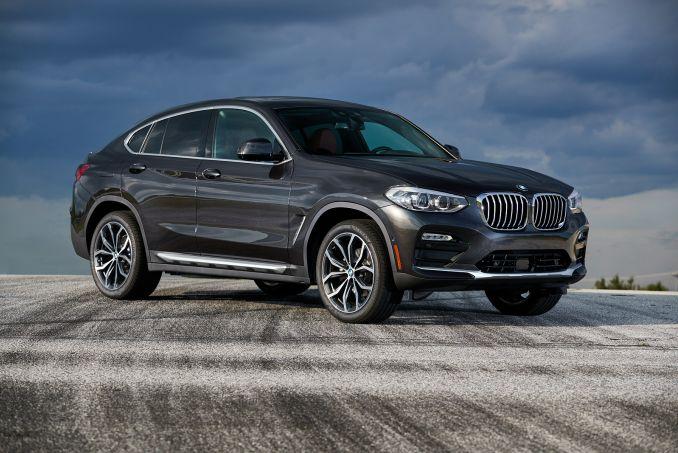Video Review: BMW X4 Diesel Estate Xdrive20d M Sport 5dr Step Auto