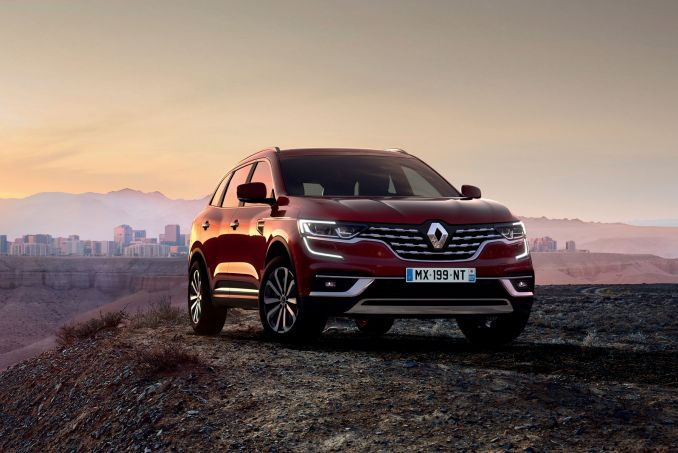 Video Review: Renault Koleos Diesel Estate 2.0 Blue DCI GT Line 5dr X-Tronic