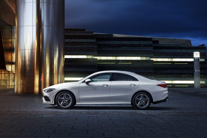 Image 5: Mercedes-Benz CLA Class Coupe CLA 180 AMG Line 4dr TIP Auto