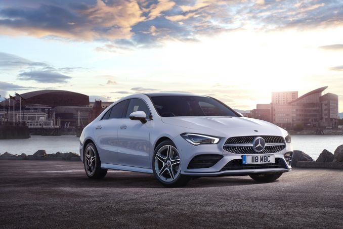 Video Review: Mercedes-Benz CLA Class Coupe CLA 180 AMG Line 4dr TIP Auto