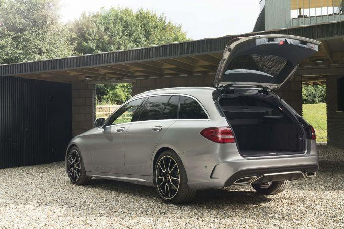 Image 4: Mercedes-Benz C Class Diesel Estate C220d AMG Line Edition 5dr 9G-Tronic