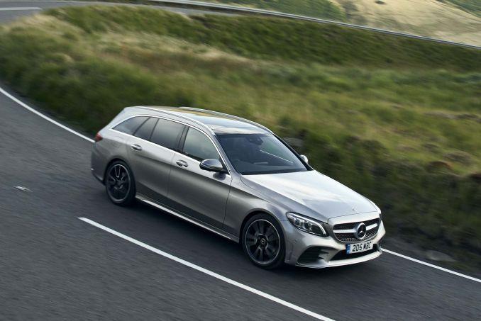 Image 6: Mercedes-Benz C Class Diesel Estate C220d AMG Line Edition 5dr 9G-Tronic